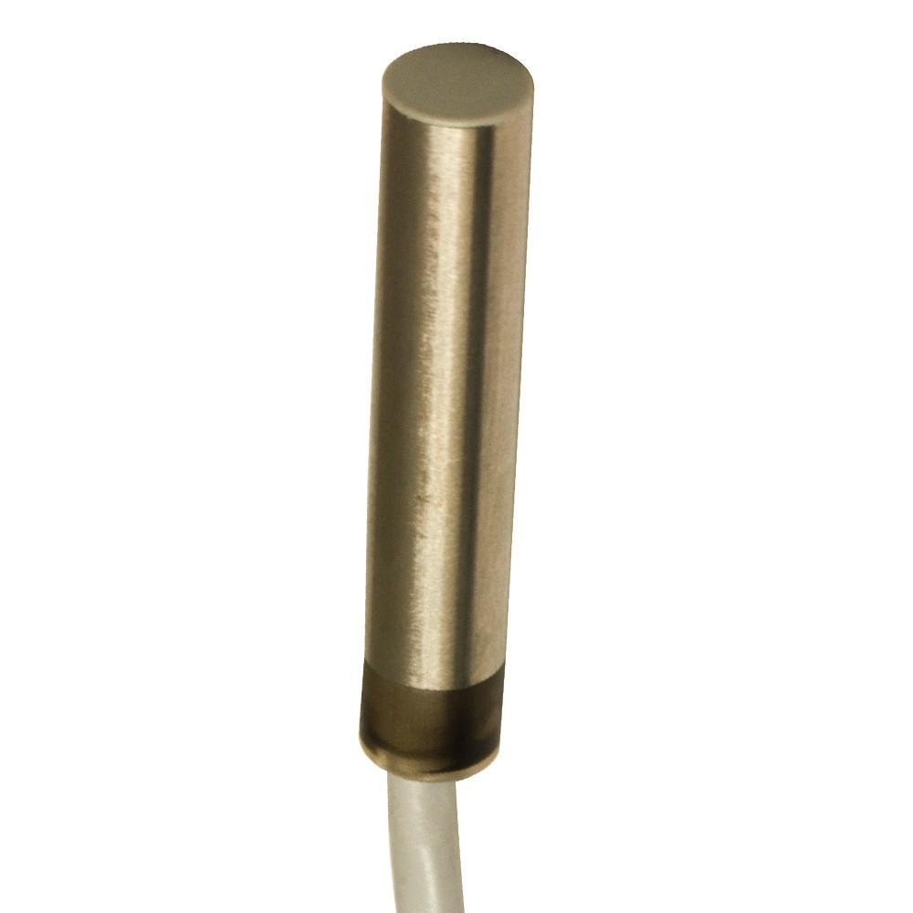 AH6/AP-3A M.D. Micro Detectors Индуктивный датчик D6,5 мм LD короткий, экранированный, NO/PNP, кабель 2м, осевой