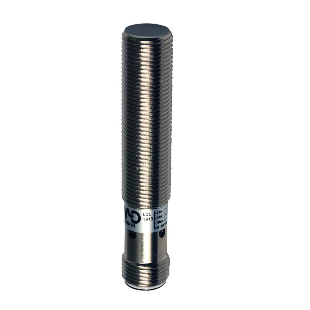 AM1/CP-3H M.D. Micro Detectors Индуктивный датчик M12, экранированный, NC/PNP, разъем M12
