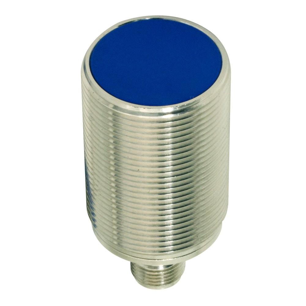 AT6/AP-3H M.D. Micro Detectors Индуктивный датчик M30, экранированный, короткий корпус, NO/PNP, разъем M12