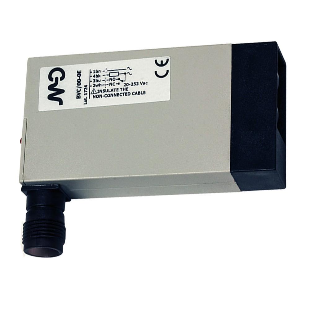 BS8/00-0E M.D. Micro Detectors Фотоэлектрический датчик, диффузный, 1600 мм, разъем M12
