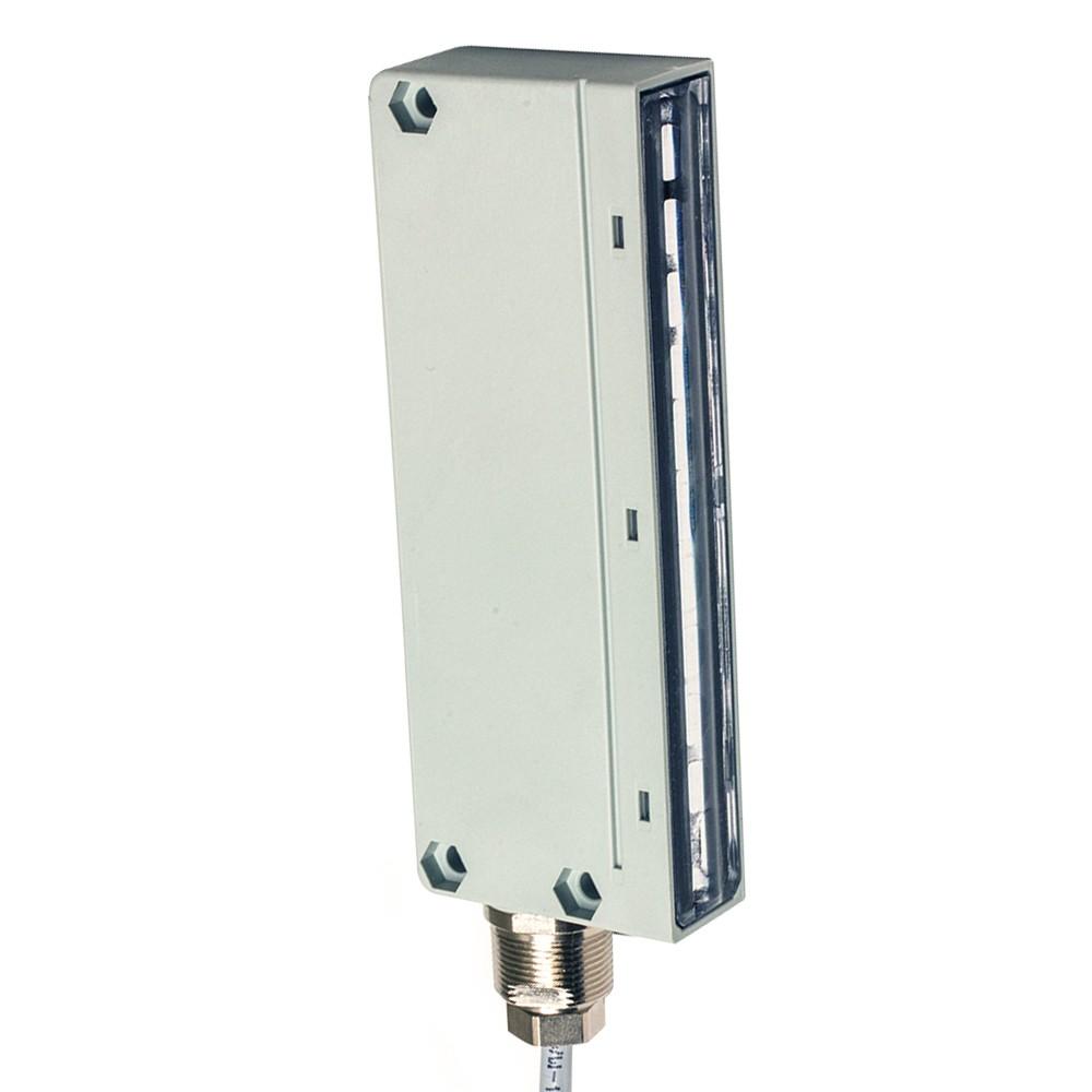 BX10R/AD-AB M.D. Micro Detectors Барьерный датчик, приемник, 10 лучей DO., кабель 2м, P+N 10-26В пост. тока,