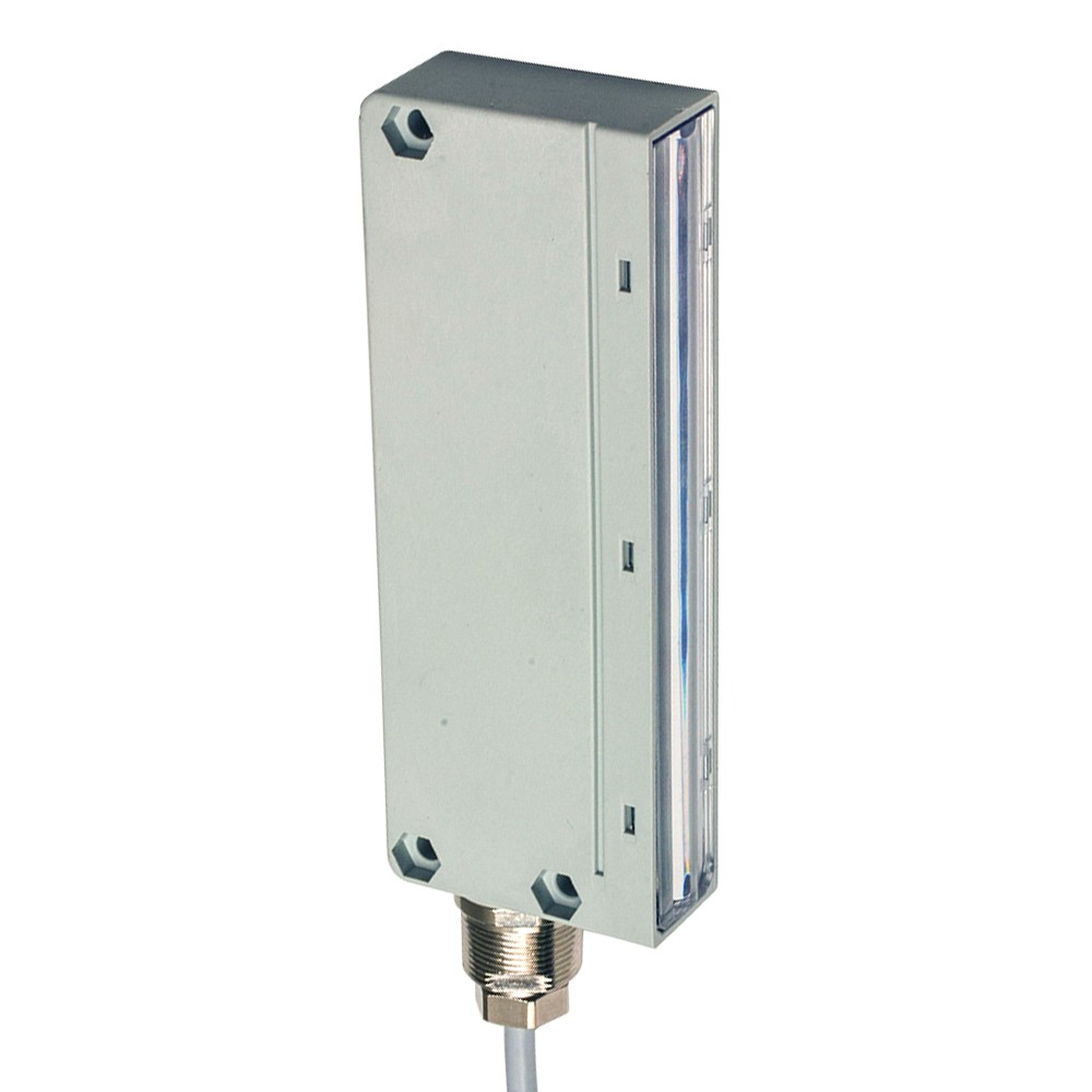 BX10S/00-AB M.D. Micro Detectors Барьерный датчик, излучатель, 10 лучей, регулируемый, кабель 2м, 10-26В пост. тока
