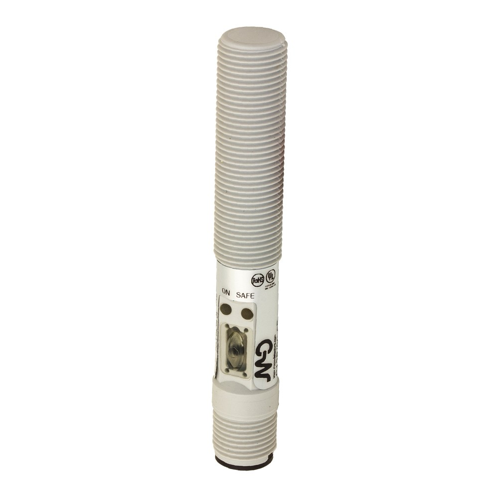 C18P/C0-1E M.D. Micro Detectors Ёмкостный датчик M18, пластиковый, экранированный, AC 8мм NC, разъем M12