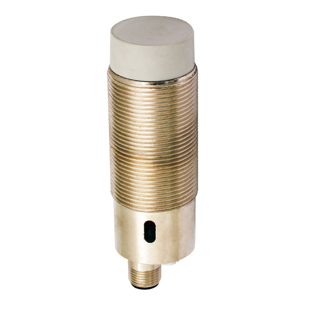 CT1/AP-2H M.D. Micro Detectors Ёмкостный датчик M30, неэкранированный, NO/PNP, разъем M12