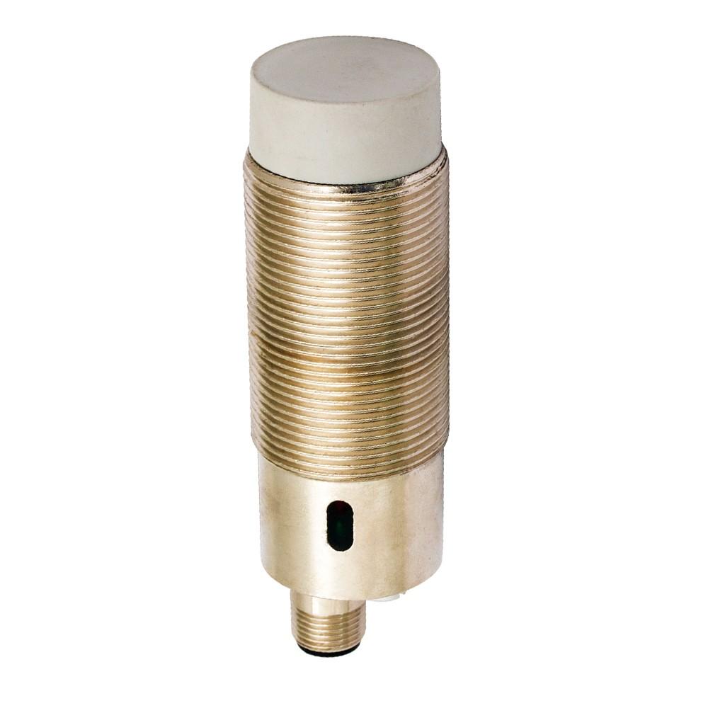 CT1/CP-2H M.D. Micro Detectors Ёмкостный датчик M30, неэкранированный, NC/PNP, разъем M12