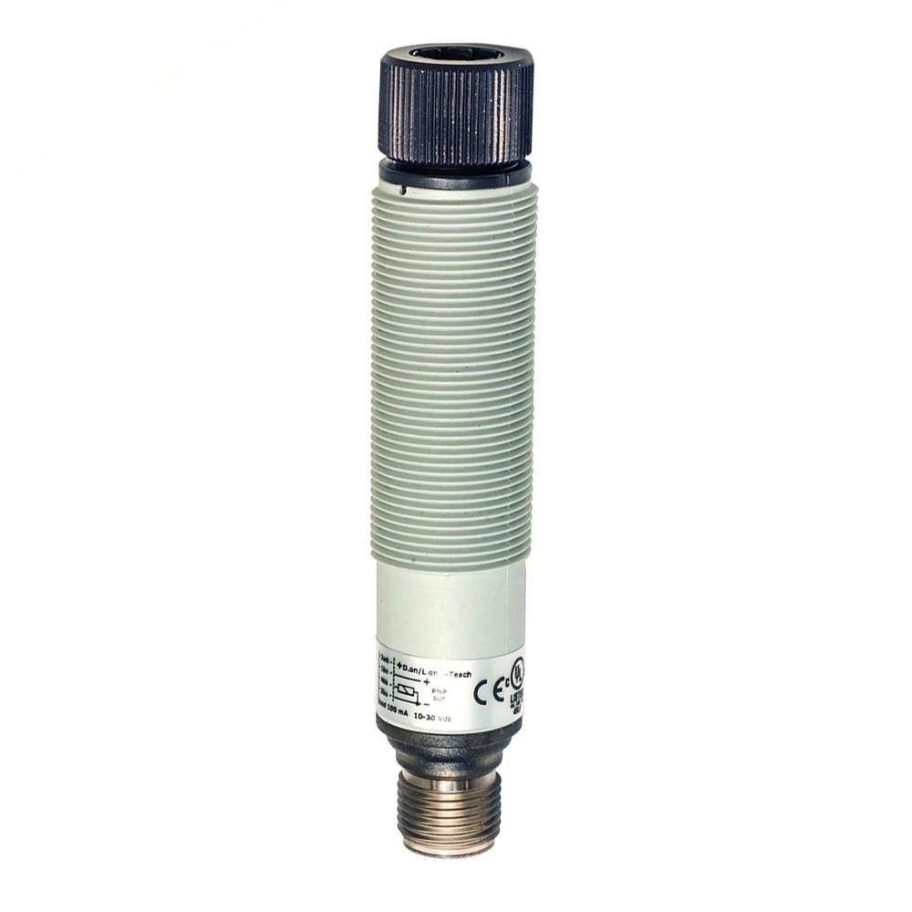 SSF/0P-0E M.D. Micro Detectors Волоконно-оптический усилитель, PNP L/D Teach-in пластиковый, разъем M12