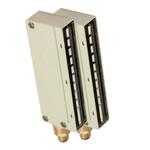 BX04SR/0A-HB M.D. Micro Detectors Барьерный датчик, комплект, 4 луча, регулируемый P+N DO, разъем M12