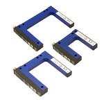 FC6I/0B-0804-1F Micro Detectors Щелевой датчик 80мм, ширина 42мм, инфракрасный, PNP/NPN M8