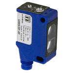 QMI7/0N-0F M.D. Micro Detectors Фотоэлектрический датчик, миниатюрный, кубический, диффузный, регулируемый, 400 мм, инфракрасный, NPN L/D, разъем M8 4pins