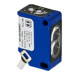 QMI7/0N-0A M.D. Micro Detectors Фотоэлектрический датчик, миниатюрный, кубический, диффузный, регулируемый, 400 мм, инфракрасный, NPN L/D, кабель 2м