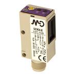 QX3/C0-2E M.D. Micro Detectors Фотоэлектрический датчик, диффузный, 300 мм, 90°, оптический, разъем M12