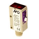 QX3/C0-1E M.D. Micro Detectors Фотоэлектрический датчик, диффузный, 300 мм, осевой, оптический, разъем M12