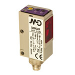 QXC/A0-2F M.D. Micro Detectors Фотоэлектрический датчик, световозвращающий, 4 м, 90°, оптический, разъем M8