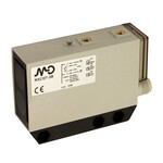 RX8/0T-1B37 M.D. Micro Detectors Фотоэлектрический датчик, диффузный, 4500 мм, DECOUT, с фиксацией, с таймером, разъем M12