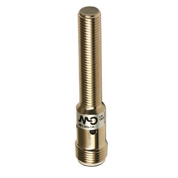 AE1/CN-1H M.D. Micro Detectors Индуктивный датчик M8, экранированный, NC/NPN, разъем M12
