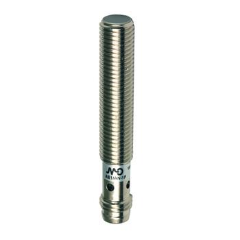 AE1/AN-3F M.D. Micro Detectors Индуктивный датчик M8, LD экранированный, NO/NPN, разъем M8