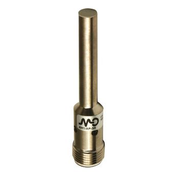 AH1/AP-1H M.D. Micro Detectors Индуктивный датчик D6,5 мм, экранированный, NO/PNP, штекер М12