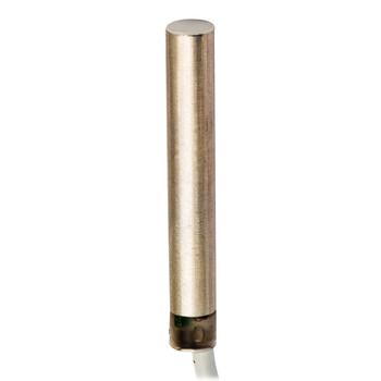 AH1/CP-1A M.D. Micro Detectors Индуктивный датчик D6,5 мм, экранированный, NC/PNP, кабель 2м, осевой