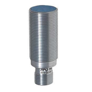 AK6/D2-5H M.D. Micro Detectors Индуктивный датчик M18, 0-10 В,+ 4-20 мА, разъем M12, дальность действия 10 мм