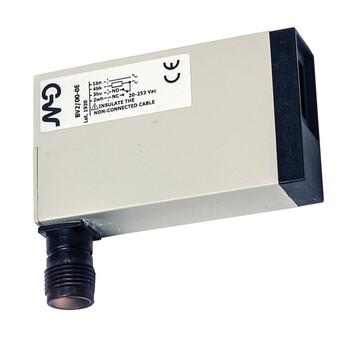 BV2/00-0E M.D. Micro Detectors Фотоэлектрический датчик, диффузный, 100 мм, разъем M12