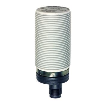C30P/BP-1E Micro Detectors Ёмкостный датчик M30, пластиковый, экранированный, DC 16мм, PNP, NO+NC, разъем M12