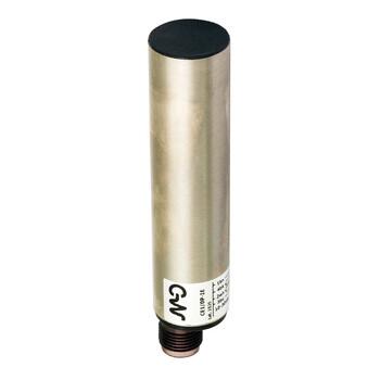CE1/0P-1E M.D. Micro Detectors Ёмкостный датчик D20, экранированный, PNP, разъем M12