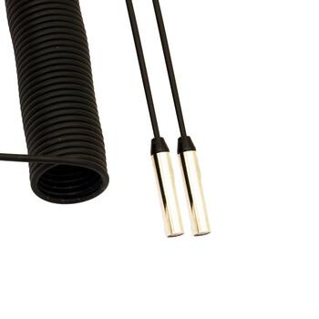 CF/RC9-20 M.D. Micro Detectors Оптоволоконный режущий Излучатель/Приемник 2 м spir