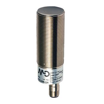 CT1/CN-1H M.D. Micro Detectors Ёмкостный датчик M30, экранированный, NC/NPN, разъем M12