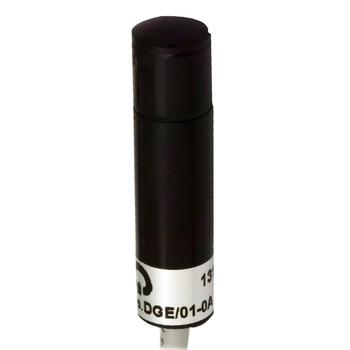 DGE/00-1B M.D. Micro Detectors Фотоэлектрический датчик, излучатель, 60м, Ø10 мм, L46 мм, алюминиевый, Vtr 10 м