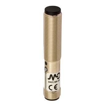 DM3/0P-1H M.D. Micro Detectors Фотоэлектрический датчик 100 мм, диффузный, PNP, с регулированием, разъем M12