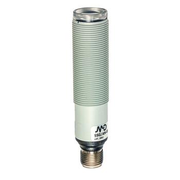 SSU/00-0E M.D. Micro Detectors Фотоэлектрический датчик, излучатель, красный, эмиссия, узкий луч, разъем M12, пластиковый